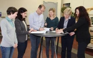 Schulpartnerschaft mit der Hans-Jonas-Gesamtschule Neuwerk
