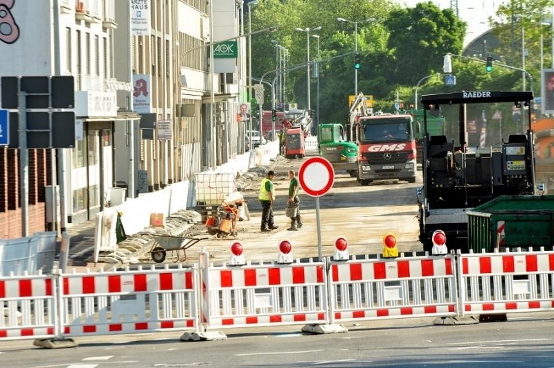 Deckensanierung Rathenaustraße Samstag