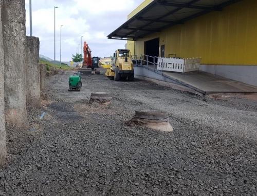 Logistikzentrum Malsfeld – Sanierung der Fahrflächen