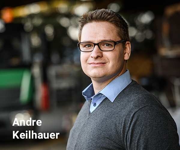 Andre Keilhauer